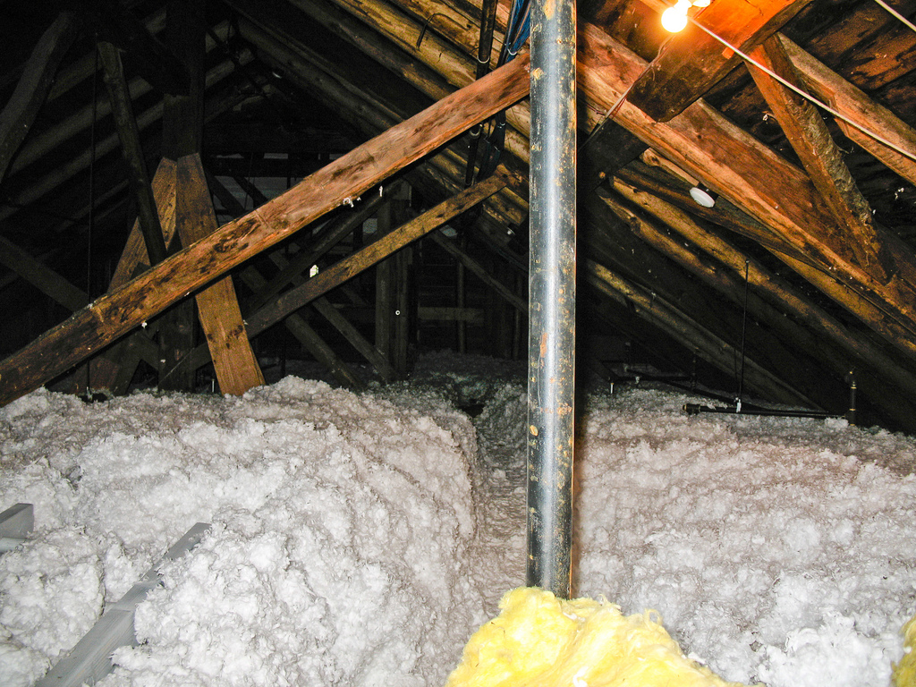 Blown In Insulation In Orlando Jacksonville Tampa And